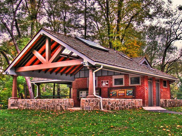 Diy Picnic Pavilion Build A Picnic Pavilion For Your