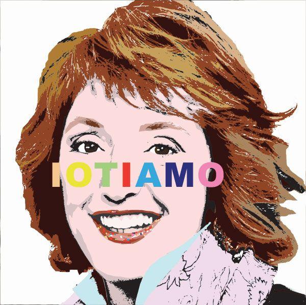 Anche Chiara è una testimonial di IOTIAMO.