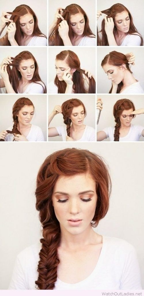 20 Ridiculously Best Braid Tutorials You Can't Miss This Season!  – Watch out Ladies