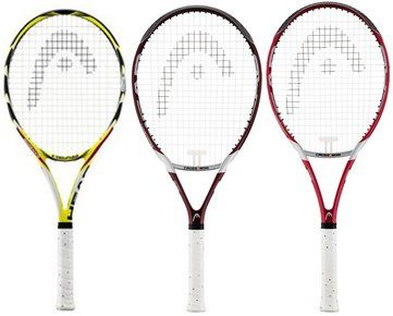 Head tennis racquets. Love my racquet but it may be time for an upgrade!