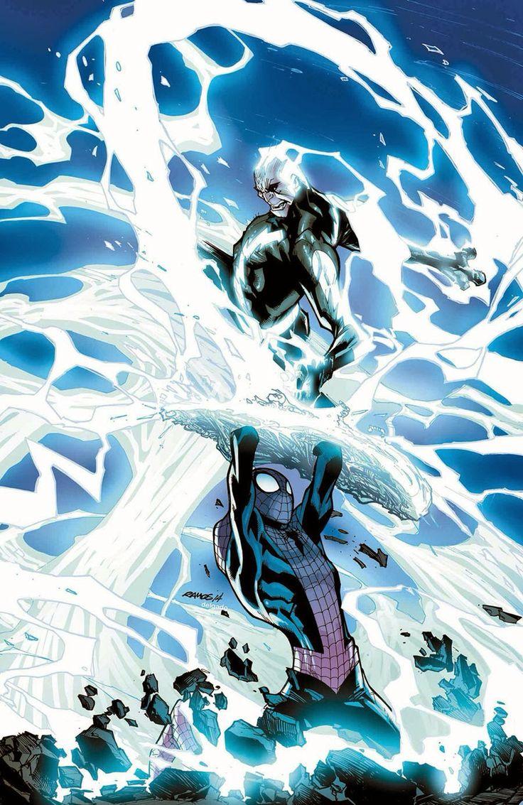 Spider-Man vs Electro | #comics #marvel #spiderman #electro