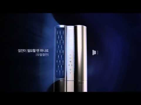 2015 LG Whisen 'Dual' Air-conditioner TV CF