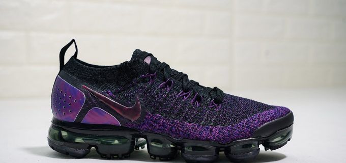 online store a9406 dd5ed Nike Vapormax Flyknit 2.0 Purple Camo in 2019 | For the love ...
