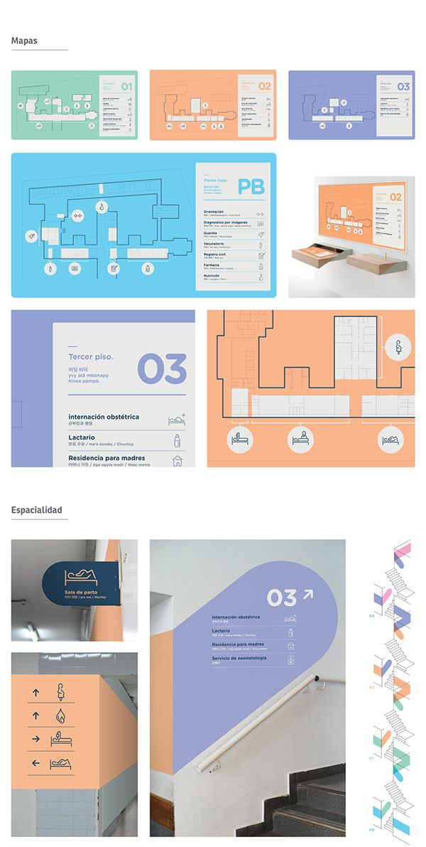 El siguiente proyecto de sistema de identidad para el Hospital Materno Infantil…