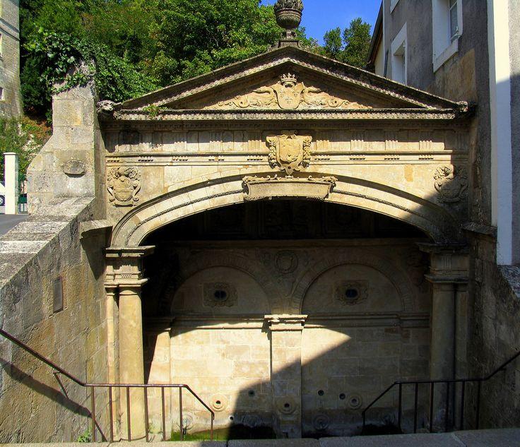 34 best architecture de la renaissance france images on pinterest - Vive le jardin fontenay le comte ...