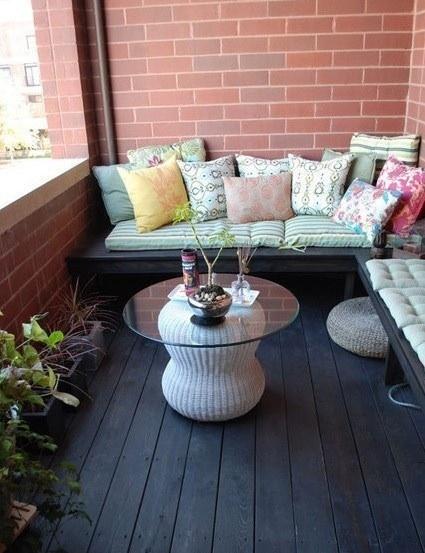 for small balcony condo :)