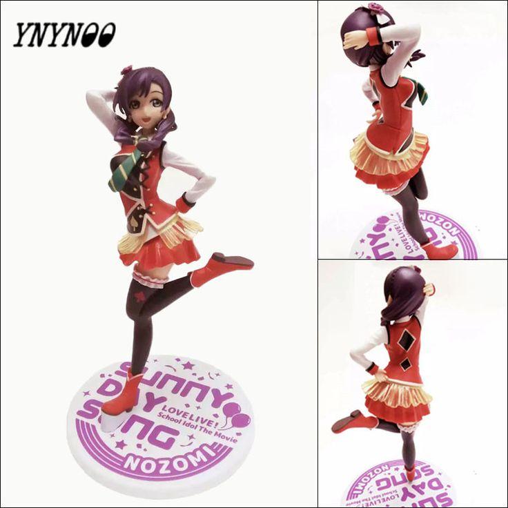YNYNOO 22cm Anime Love Live PVC Figure Honoka Minami Kotori Sonoda Umi Yazawa Niko Sunny days Song Model Collection Toys #Affiliate