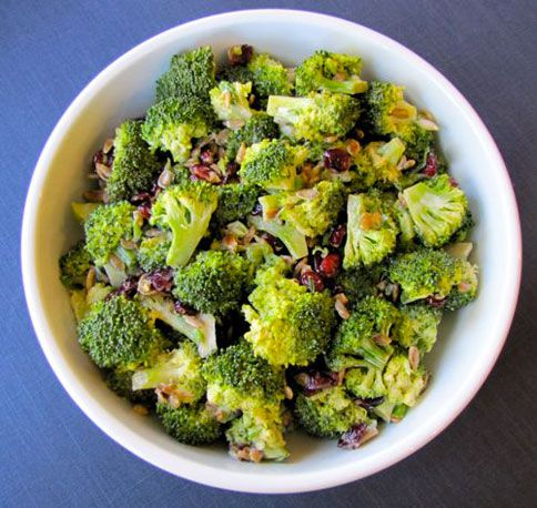 Crunchy Sweet Broccoli Craisin Salad: Recipes Friday, Creative Bugs, Broccoli Salad Jpg, Craisin Salad, Awesome Bbq, Broccoli Salad Thi, Sweet Broccoli, Crunchi Sweet, Bbq Side Dishes Recipes