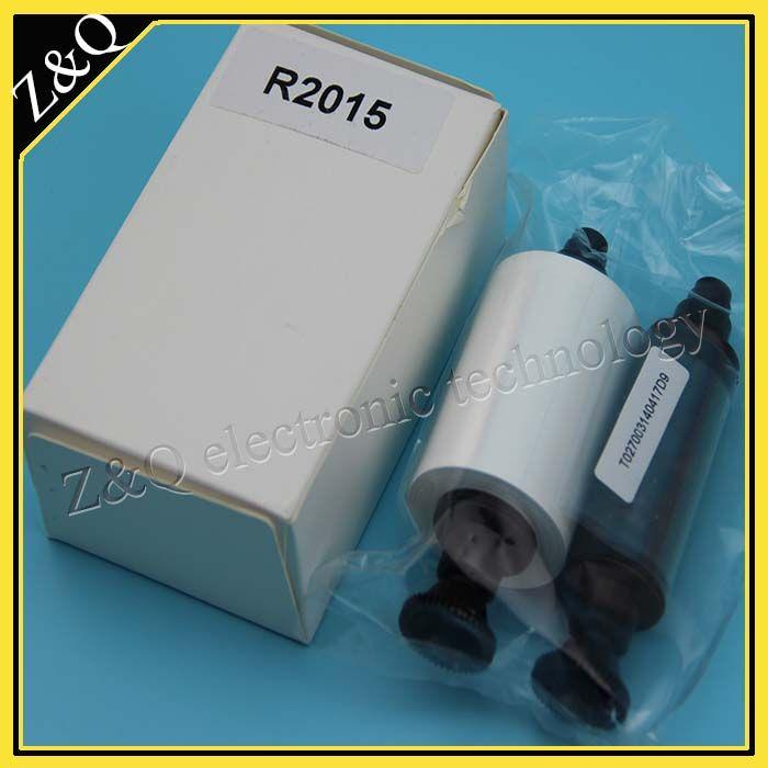 Совместимость Evolis R2015 Белая Лента forPebble Pebble3 Pebble4 Dualys 3 и Quantum2 Securion