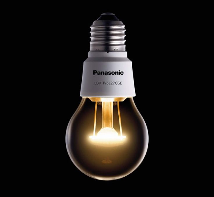 17 Best images about Bulb Design, Old and New on Pinterest ...:Panasonic's 'Nostalgic Clear' LED Bulb Recognised with iF Gold Product  Design Award for Second Year Running   Panasonic Newsroom Global,Lighting