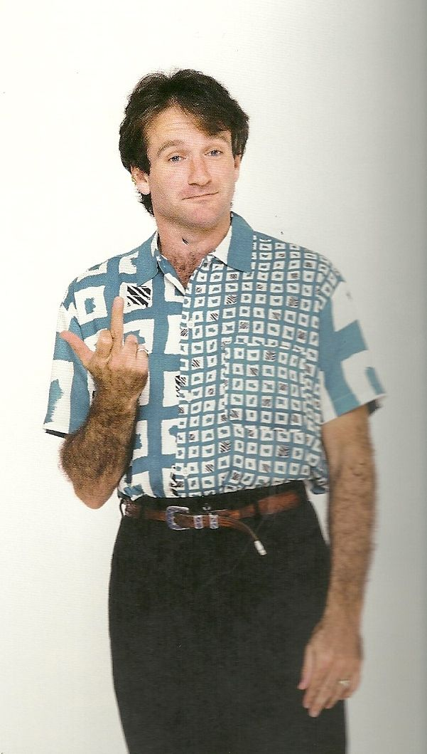 Robin Williams                                                                                                                                                                                 More