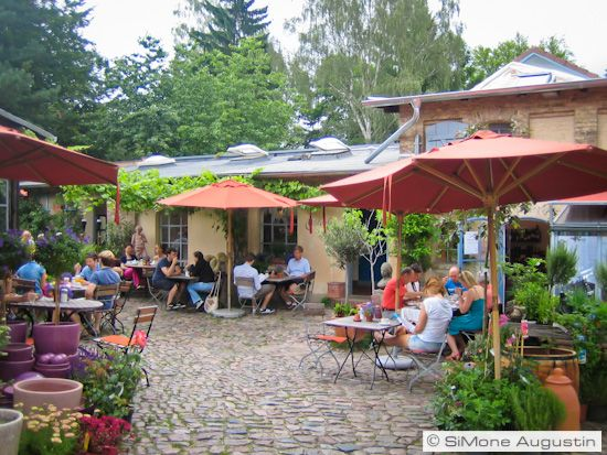 hofcafe-wannsee  Mutter Fourage