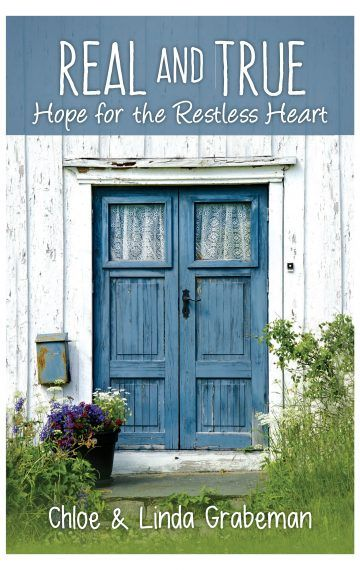 """Welcome to hope. Have you been seeking it? Longing for it? Afraid you'd never find it? Well, you have. If you could use some rest, some hope, some truth, you're in the right place. The door on the front cover says, """"You're Welcome Here """". So, come in. Put your feet up. Get something cold …"""
