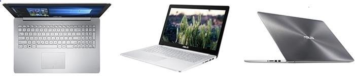 Ultrabook Laptops - Some of the major brands manufacturing gaming ultrabooks are also companies you'd recognize from other computing products like monitors, keyboards, and desktops. Some of the best gaming ultrabooks we've tested at Gadget Review have come off the factory lines of MSI, Alienware, Acer, Razer, and ASUS, who all produce high quality products that are worth a second look.  - TOP10 BEST LAPTOPS 2017 (ULTRABOOK, HYBRID, GAMES ...)