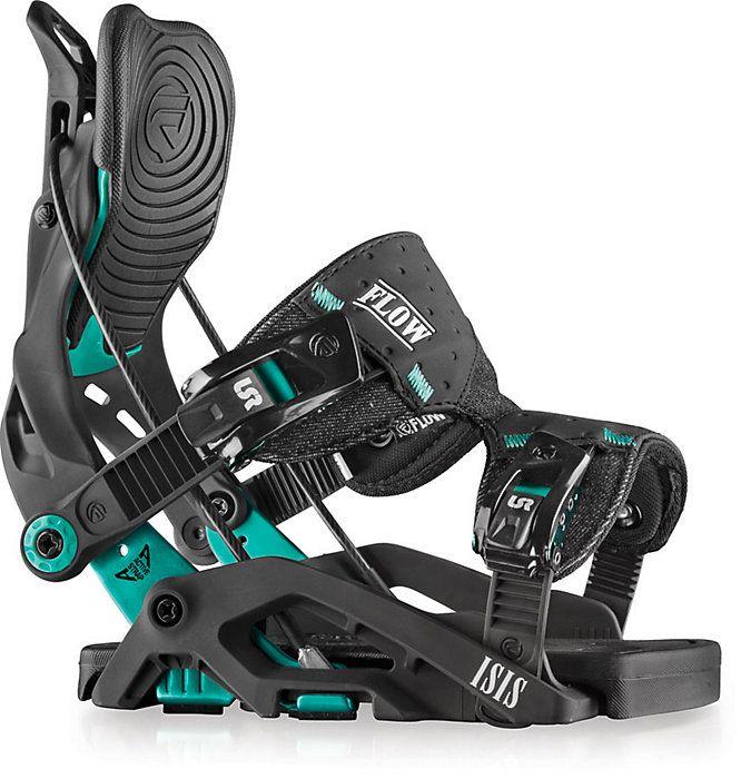 Flow Isis Fusion Snowboard Binding - Women's Snowboarding Binding - 2015