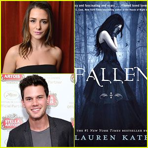 Addison Timlin & Jeremy Irvine Join 'Fallen'