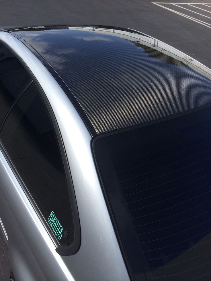 BMW E46 Coupe CSL Carbon Fiber Roof Panel