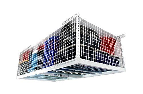 2 ft. x 4 ft. Net for Garage Overhead Storage Rack (8 ft.)