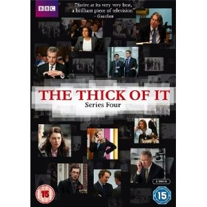The Thick of It - Series 4 [DVD]: Amazon.co.uk: Rebecca Front, Peter Capaldi, Roger Allam, Chris Addison, Vincent Franklin, Olivia Poulet, Joanna Scanlan, James Smith, Will Smith, Geoffrey Streatfeild, Ben Willbond, Natalie Bailey, Billy Sneddon, Becky Martin, Armando Iannucci, Adam Tandy: Film & TV