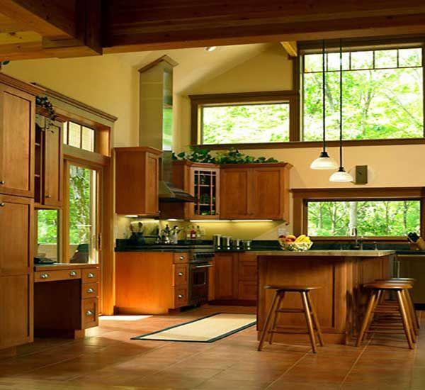 Craftsman Interior | Craftsman Interior Architecture