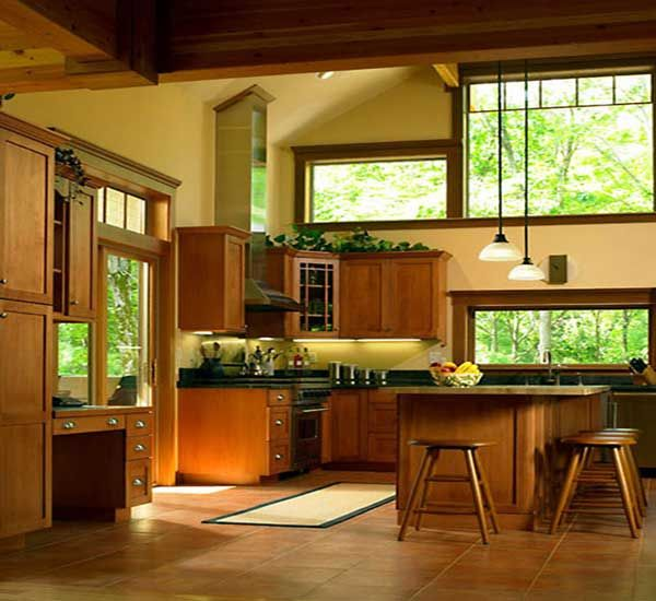 1000 ideas about craftsman style kitchens on pinterest Craftsman home interior