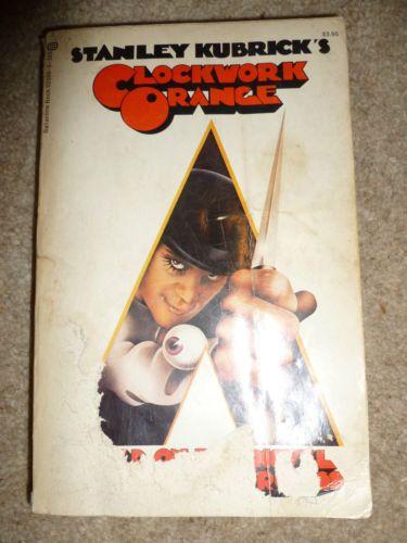 Clockwork Orange Book maybe Kubricks own by FromDECOtoDISCO