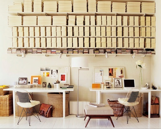 Interior Design Inspiration For Your Workspace From HomeDesignBoard.com