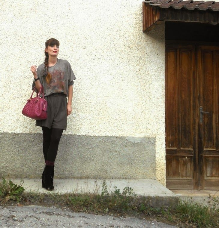 http://thefashionamy.blogspot.it/2013/11/outfit-colori-d-autunno-carp-matite.html #maxitee #carp #unisex #style #fashion