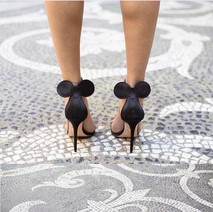 Oscar Tiye Minnie Sandals..always a princess..always in a dream