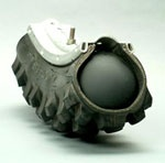 TireBalls Flat-Proof Tire System for ATV/UTV, Motocross, Motorcycle, Military and Industrial Use