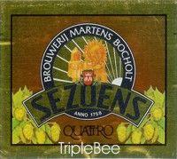 Label van Sezoens Quattro