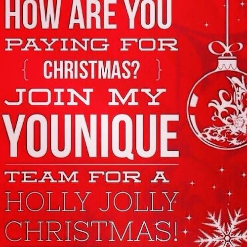 Join my team and become a Younique presenter. Earn 20% commissions and get paid within 3 hours and receive a discount on your personal purchases
