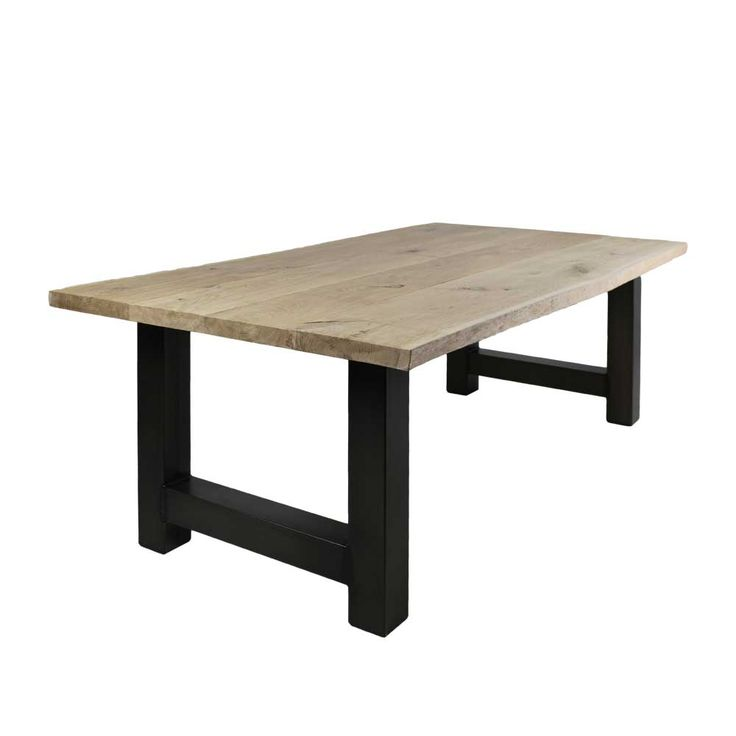 Die besten 25+ Baumkantentisch Ideen auf Pinterest Tischgestelle - esstisch massivholz begleiter leben