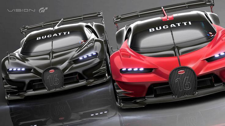 Après la Hyundai N 2025, c'est au tour d'un autre monstre d'être dévoilé en grandeur nature à l'occasion du salon automobile de Francfort. Après les premières images mises en ligne la semaine dernière, Polyphony Digital et Bugatti vous proposent de découvrir de nouvelles photos du vrai modèle à l'échelle 1 exposé au salon et d'autres virtuelles capturées depuis Gran Turismo 6.