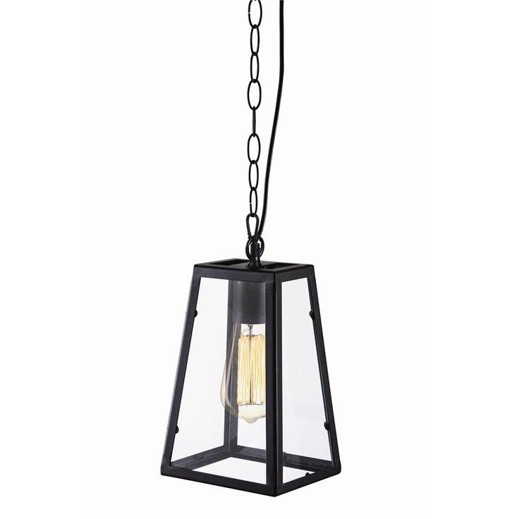 Brilliant 240v 17cm lancaster pendant light