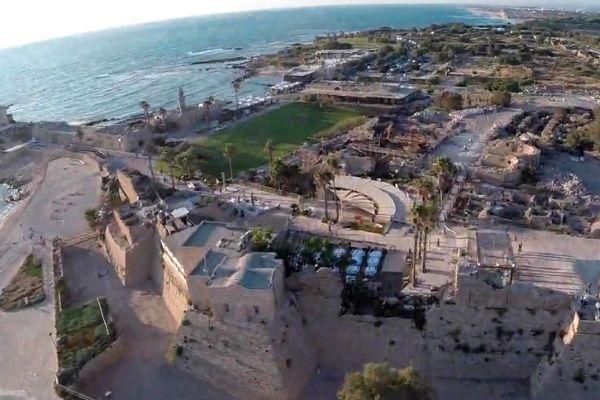 Video: Caesarea National Park - Israel Today   Israel News
