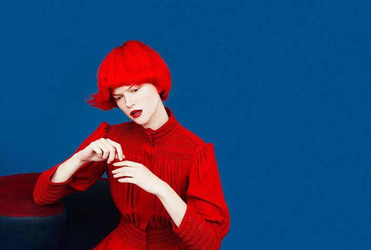 Photo Kasia Struss for Harpers Bazaar UK February 2016