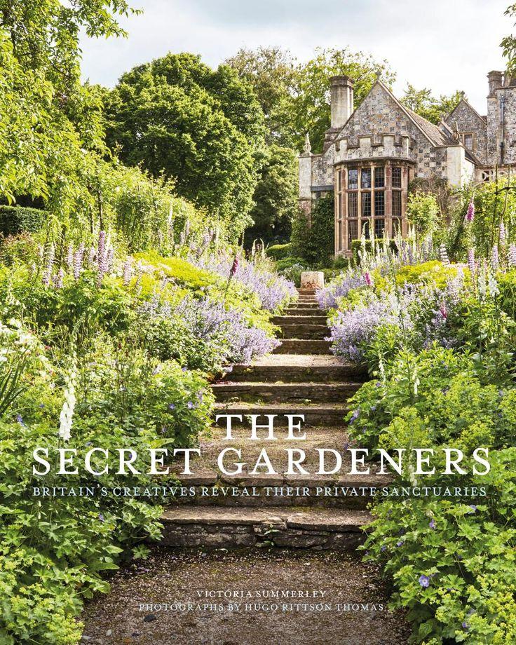 Celebrity Gardens Of The U.K.