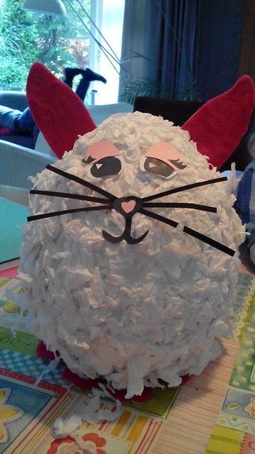 Sinterklaas surprise konijn furby-stijl