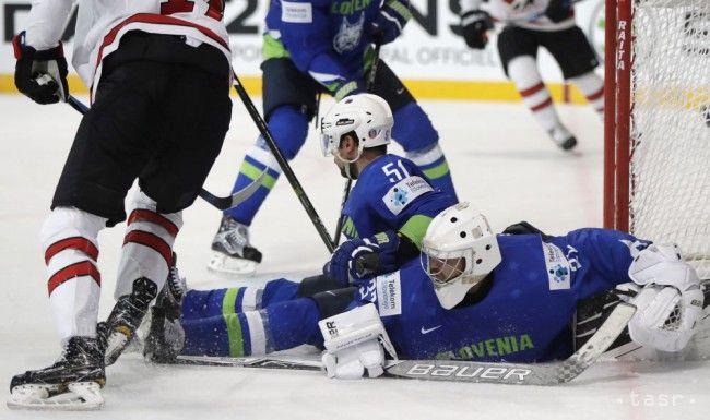 VIDEO: MS17: Slovinsko vysoko prehralo s Kanadou 2:7 - Šport - TERAZ.sk