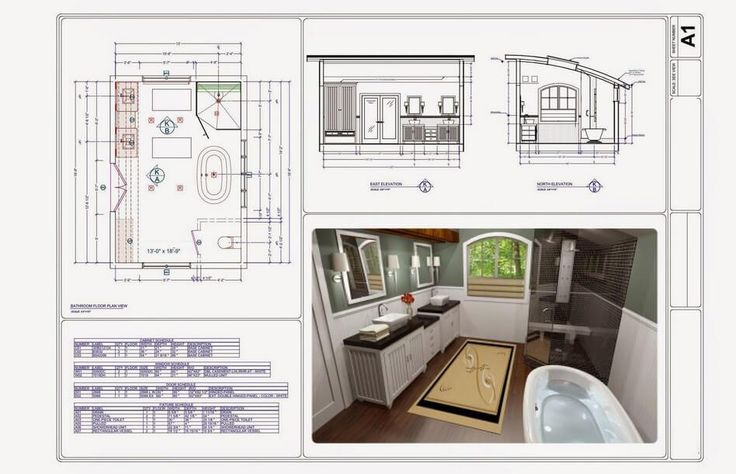 Do you want to use free online bathroom design tool for your own bathroom interior? It helps you a lot to work on DIY design by maximizing the use of online tools of bathroom design. For example, i…
