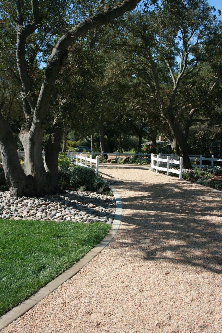 99 best Camino Edna Project images on Pinterest | Driveway ideas, Gravel  driveway and Driveway design
