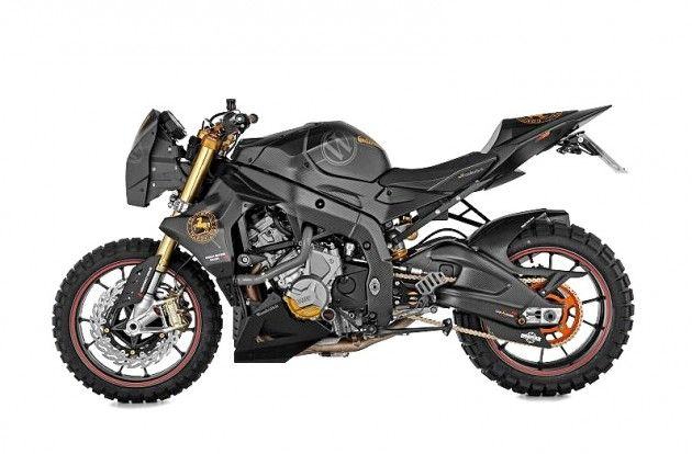 images of mad max motorcycles | Wunderlich BMW S1000RR Mad Max