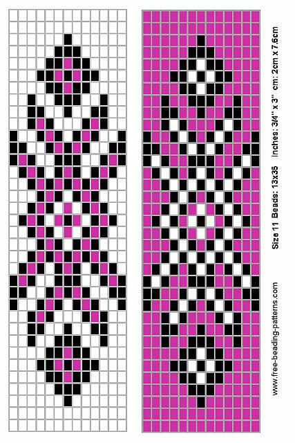 Berühmt 84 best Bead Indian patterns images on Pinterest | Loom beading  SH41