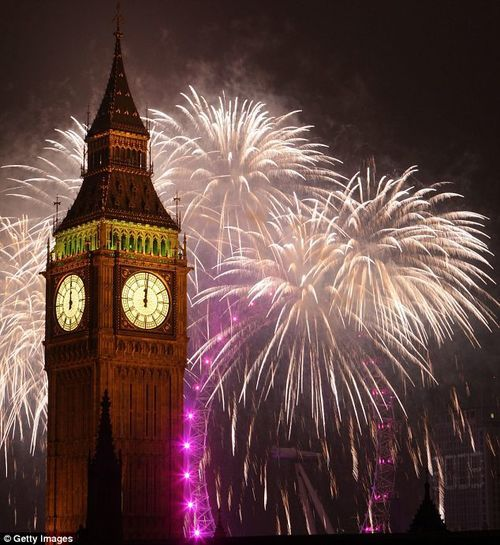 Big Ben New Year 39 S Eve Places To Go Things To See