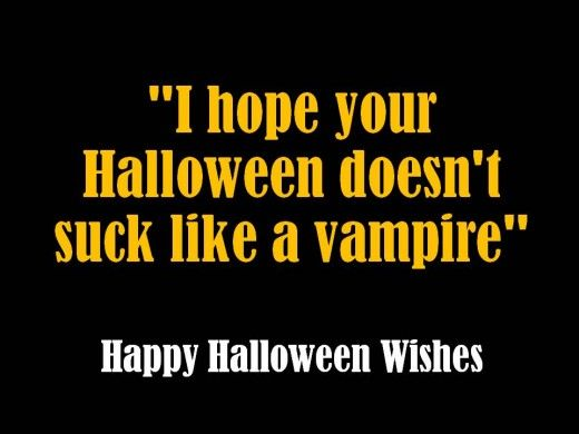 Halloween Messages, Jokes, And Poems To Write In A Card. Halloween  QuotesFunny ...