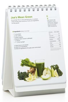 """101 Juice Recipes Book from Joe ... director of """"Fat, Sick & Nearly Dead"""".  Juicing Recipes.  Available for purchase.  $24.99"""