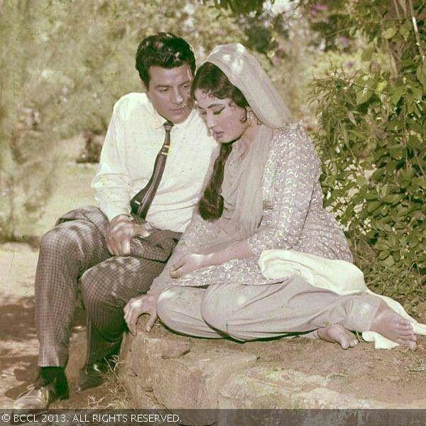 Dharmender and Meena Kumari