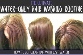 The Ultimate Water-Only Hair Washing Routine – [No Shampoo!] | Just Primal Things