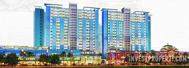 Apartemen Ara Complex Gading Serpong